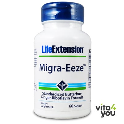 Life Extension Migra-Eeze 60 softgels