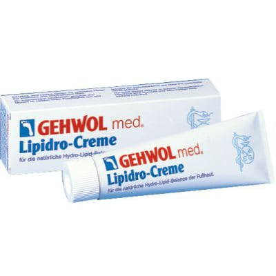 Gehwol med Lipidro Cream 75 ml