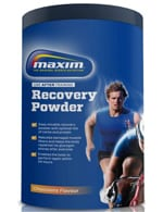 Maxim Recovery powder chocolate 750 gr