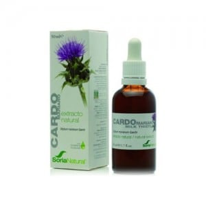 Soria Natural Milk Thistle Silybum Marianum Gaertn 50 ml