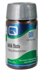 Quest Milk Thistle 150 mg 60 tabs