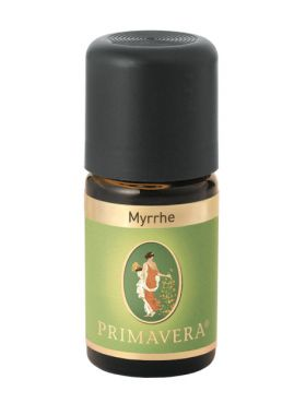 Primavera Μύρο (Myrrh Oil) 5 ml