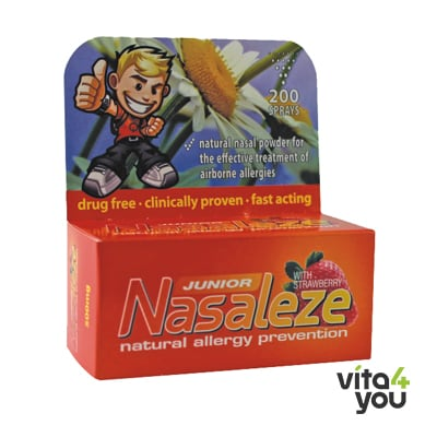 Nasaleze Junior Spray Φράουλα
