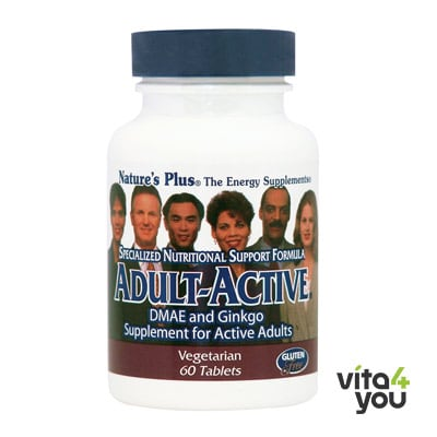 Nature's Plus Adult-Active 60 tabs