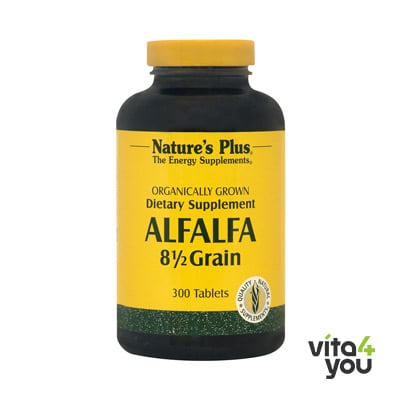 Nature's Plus Alfalfa 8-1/2 Grain 300 tabs