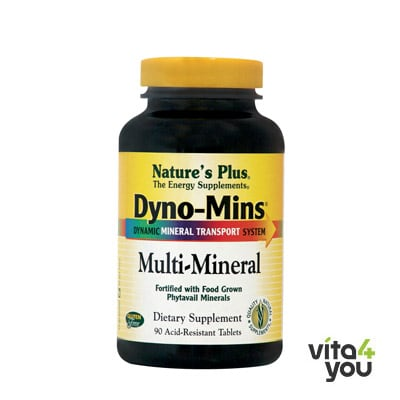 Nature's Plus Dyno-Mins Multi-Mineral 90 tabs