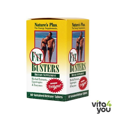 Nature's Plus Fat Busters 60 tabs