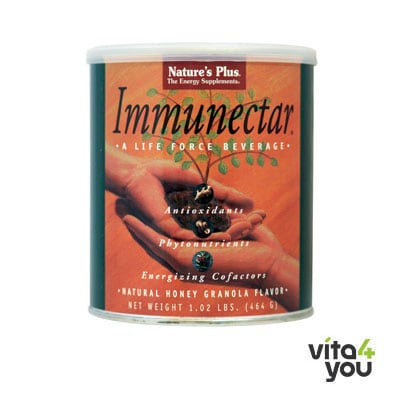 Nature's Plus Immunectar A Life Force Beverage 464 gr