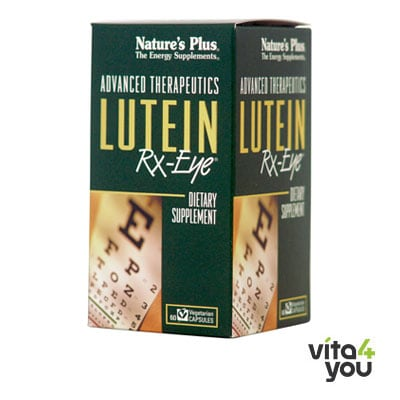 Nature's Plus Lutein Rx-Eye 60 veg.caps