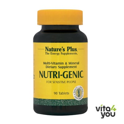 Nature's Plus Nutri-Genic Multi 90 tabs