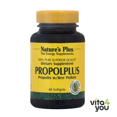 Nature's Plus Propolplus 60 softgels