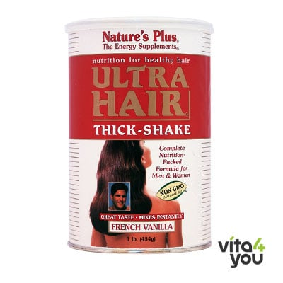 Nature's Plus Ultra Hair Thick Shake 454 gr