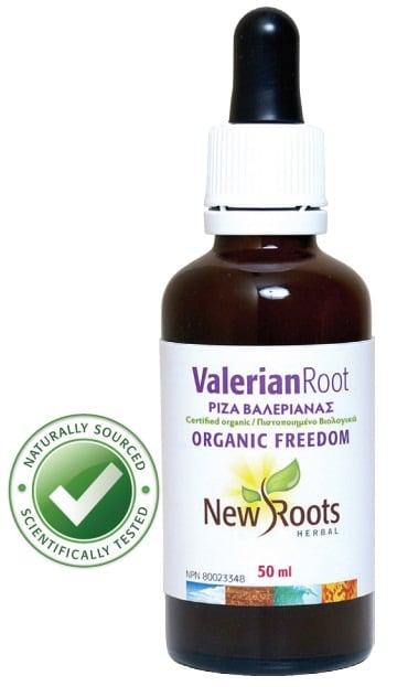 New Roots Valerian Root Liquid 50 ml