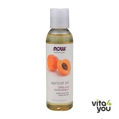 Now Apricot Kernel Oil 117 ml
