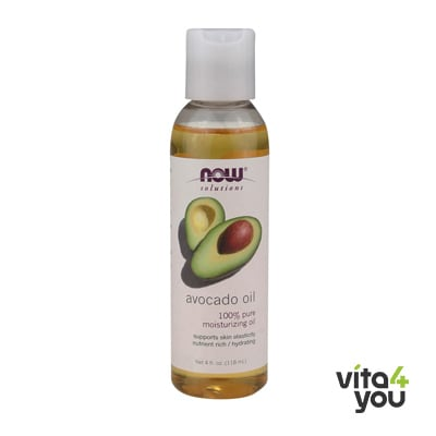 Now Avocado Oil Refined 118 ml