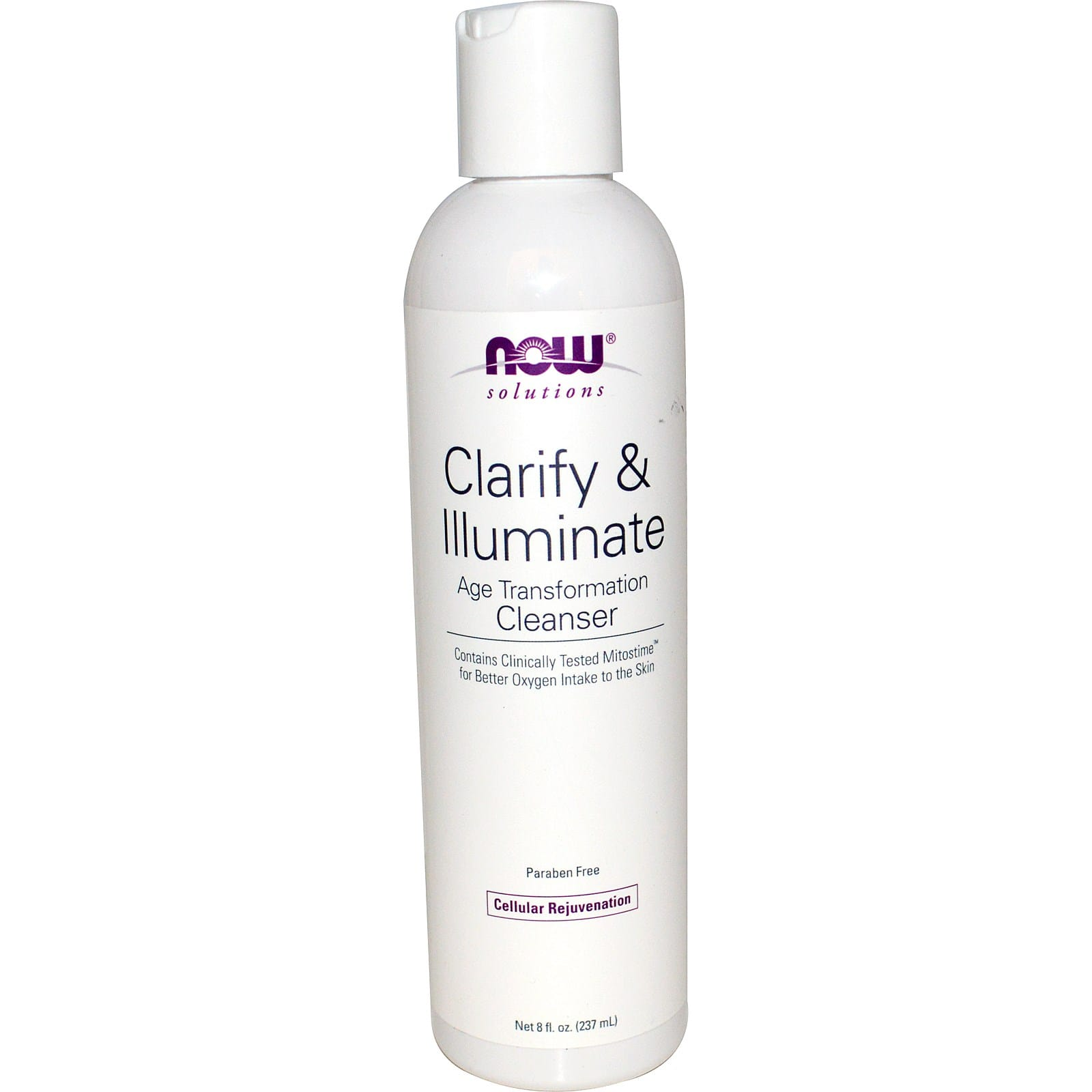 Now Clarify & Illuminate Cleanser 237 ml