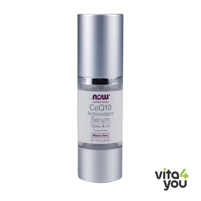 Now CoQ10 Antioxidant serum 30 ml