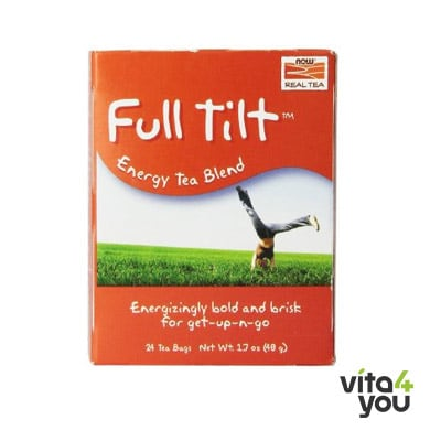 Now Full Tilt™ Tea 24 bags