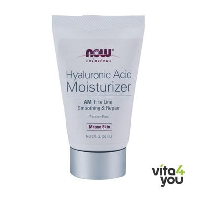 Now Hyaluronic Acid Moisturizer 59 ml