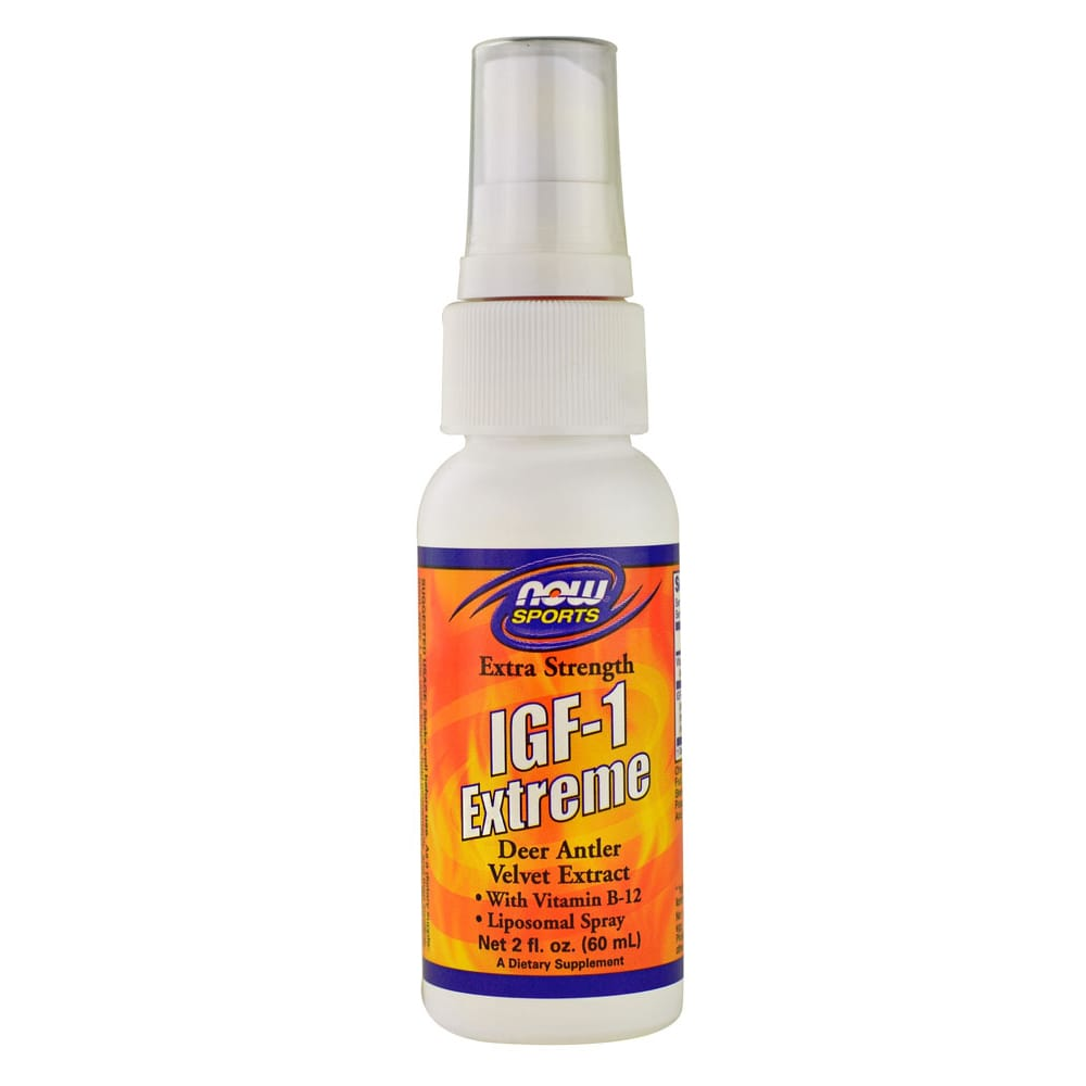 Now IGF-1 Extreme Liposomal spray 60 ml