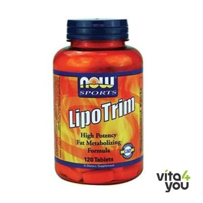 Now Lipo Trim 120 tablets