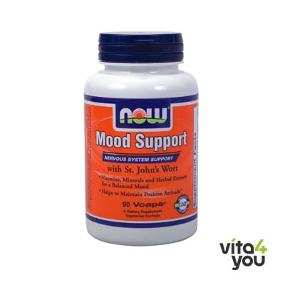 Now Mood Support 90 Vcaps