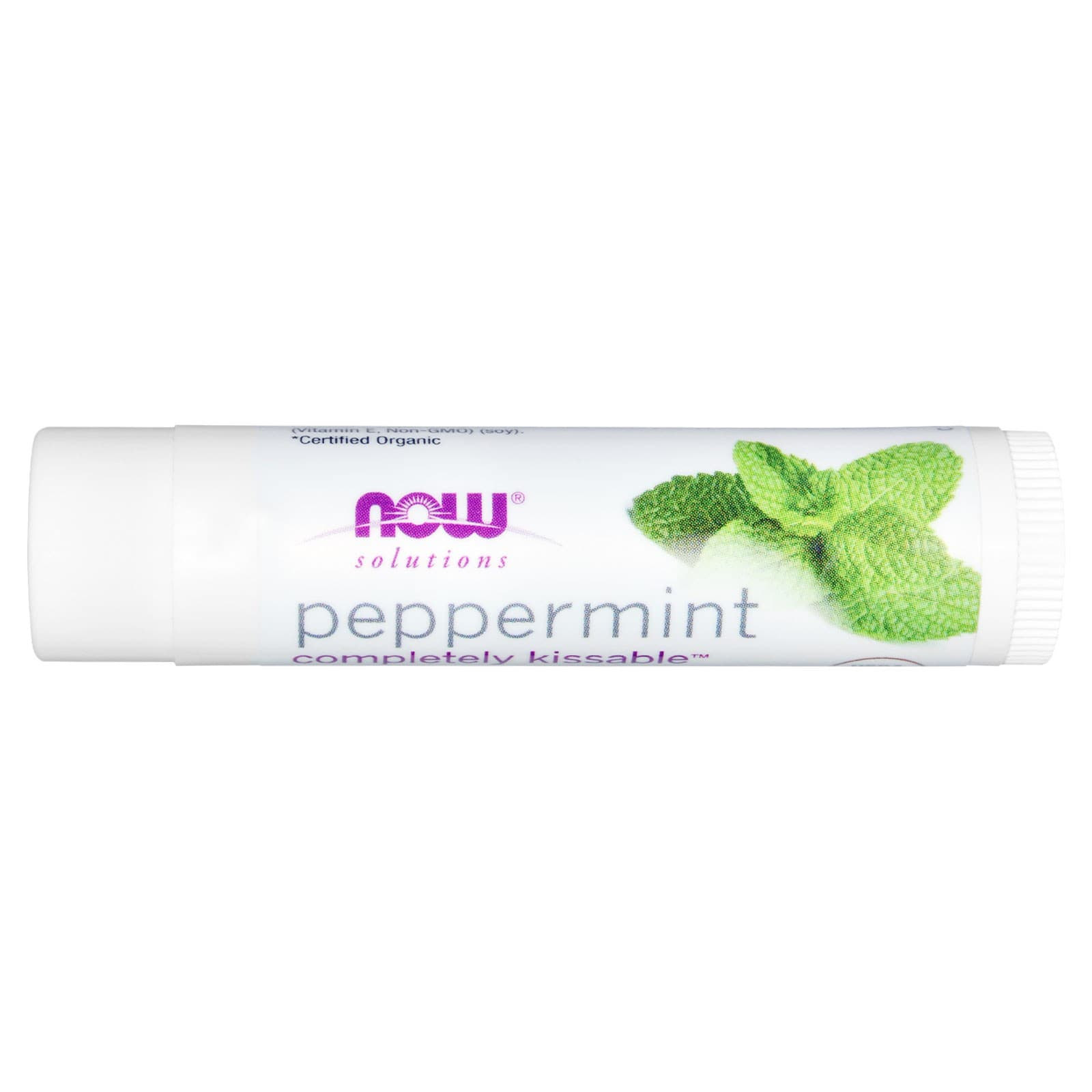 Now Peppermint Lip Balm 4.25 gr