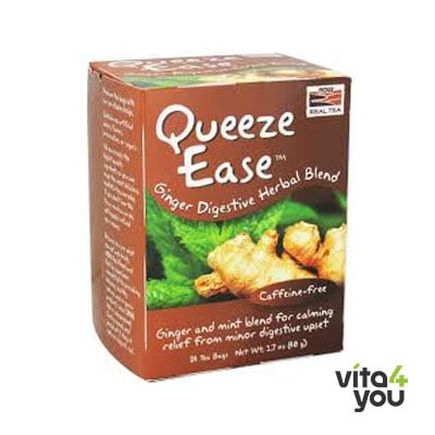 Now Queeze Ease™ Tea 24 Bags