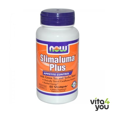 Now Slimaluma Plus 60 Vcaps