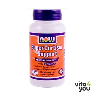 Now Super Cortisol Support with Relora® 90 caps