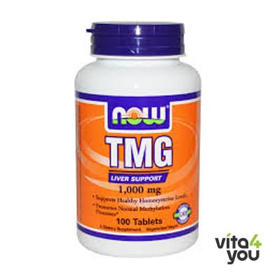 Now TMG 1000 mg 100 tabs