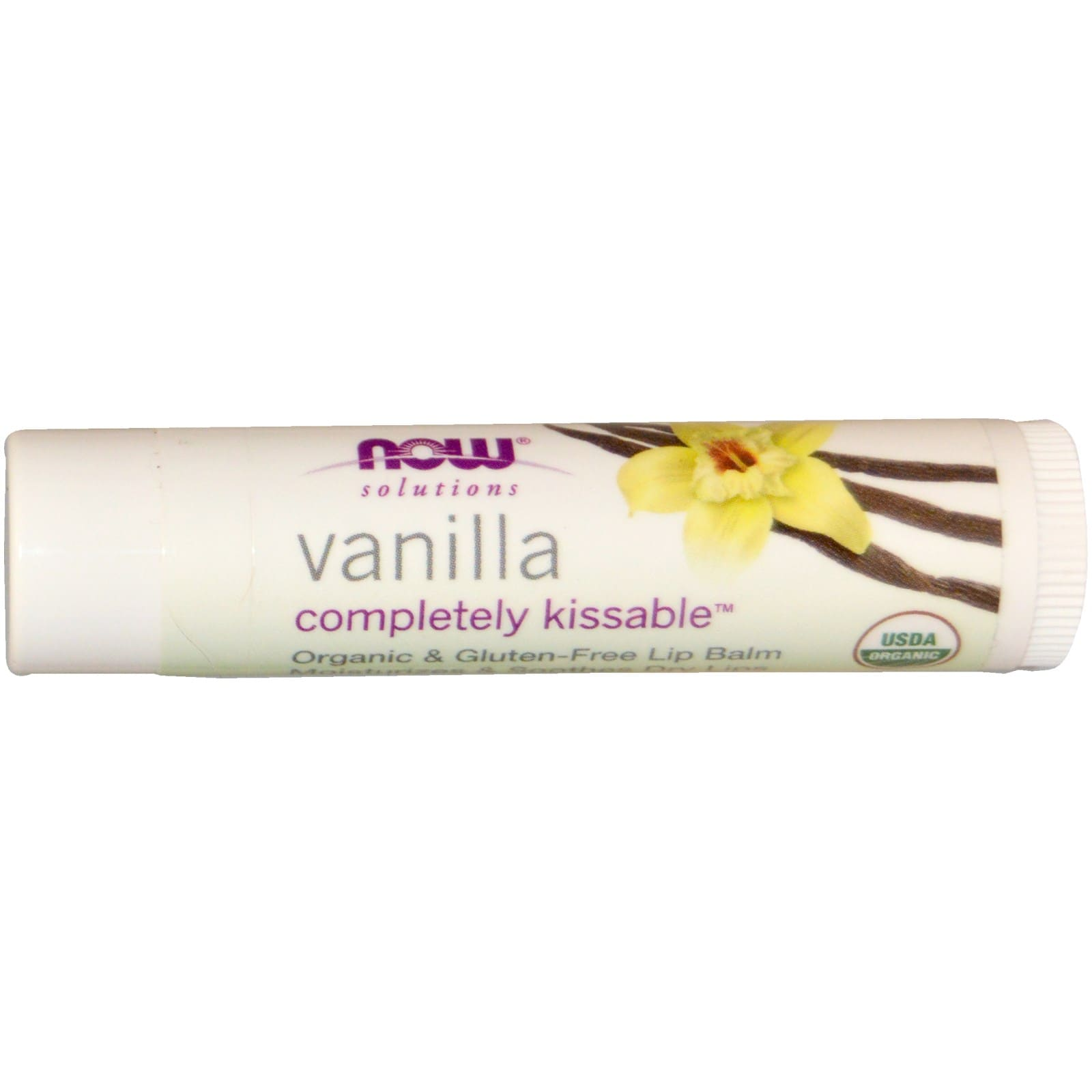 Now Vanilla Lip Balm 4.25 gr