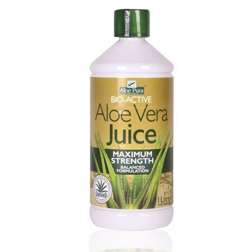 Optima Aloe Vera Juice Maximum Strength 1000 ml