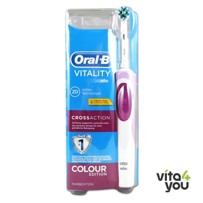 Oral-B Vitality 2D Action Colour Edition