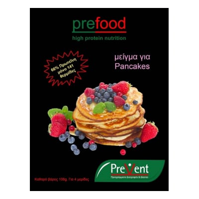 Prevent Prefood High Protein Pancakes 4 x 27 gr