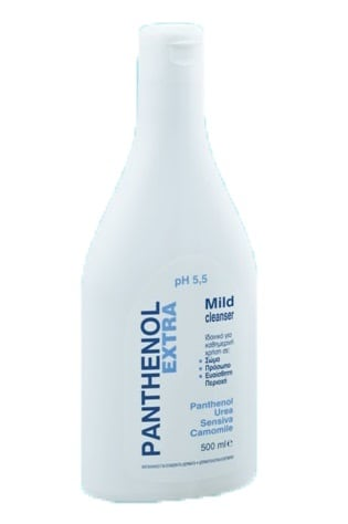 Panthenol Extra Mild Cleanser 200 ml