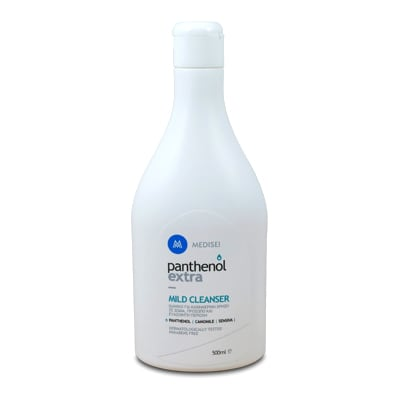 Panthenol Extra Mild Cleanser 500 ml