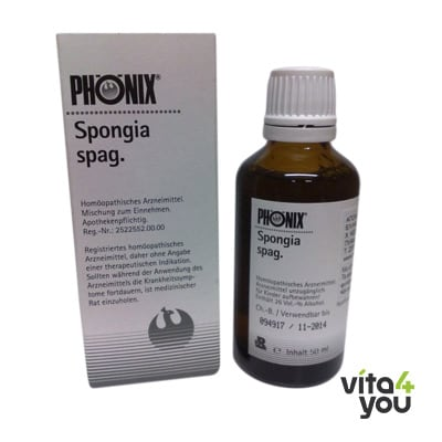 Phonix Spongia spag 50 ml