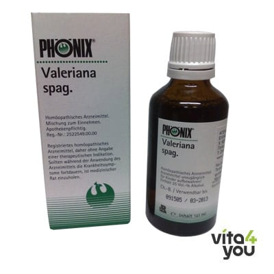 Phonix Valeriana spag 50 ml
