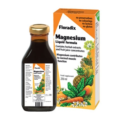 Power Health Floradix Magnesium 250 ml