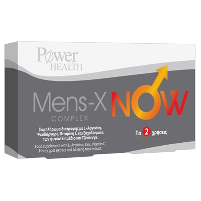 Power Health Mens-X Now 4 eff tabs