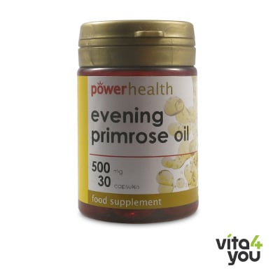 Power Health Evening Primrose G.L.A. 500mg 30 caps