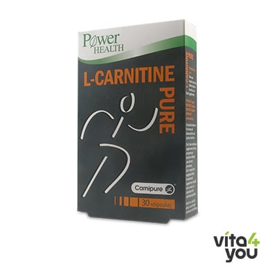 Power Health L Carnitine pure 30 caps