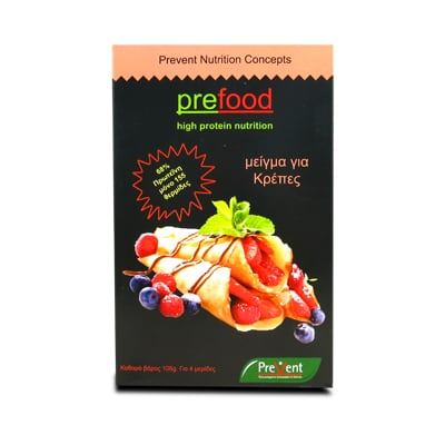 Prevent Prefood High Protein Crepes 4 x 26.5 gr