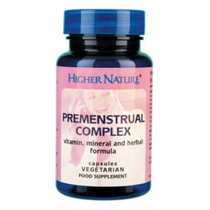 Higher Nature Premenstrual Complex 60 caps