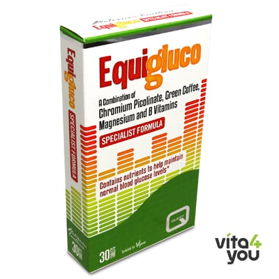 Quest Equigluco 30 tabs