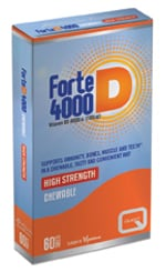 Quest Forte D 4000 60 tabs