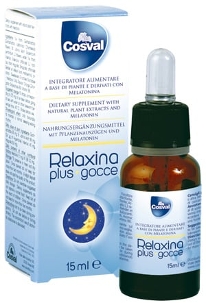 Cosval Relaxina Plus 15 ml