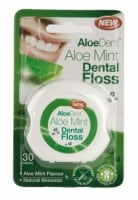Optima Aloe Mint Dental Floss 30 m
