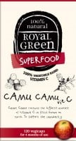 Royal Green Camu Camu Βιταμίνη C 60 caps